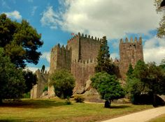 Castelo de Guimarães - o berço de Portugal