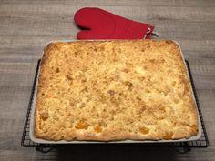 Hier sehen Sie ein leckeres Manderinen Streuselkuchen Rezept aus dem Pamperedchef Ofenzauberer. Backen in Stein schmeckt einfach leckerer :)