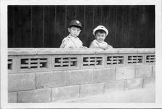 with Ma-kun in 1964