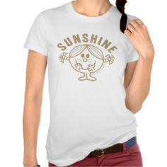 Women's Little Miss Sunshine T-Shirts & Tops, Womens Little Miss Sunshine Shirts, Womens Little Miss Sunshine Shirt Designs