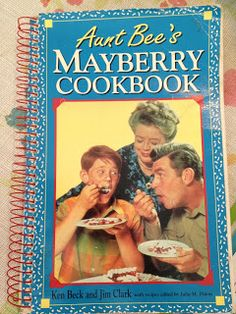 I posted a picture of one of my favorite cookbooks today, Aunt Bee's, and received an overwhelming response with request for some of her rec...