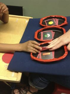 Great blog from a CVI teacher! Info and tips about Cortical Visual Impairment.