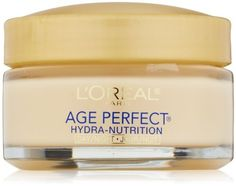 Buy the fantastic L'Oreal Paris Age Perfect Hydra-Nutrition Moisturizer, Ounce by L'Oreal Paris Skin Care online today. This sought after product is currently available - get securely on Skin Secrets Shop – Serious Skin Care for Women today. Skin Secrets, Perfect Skin, Loreal Paris, The Secret, Lotion, Moisturizer, Nutrition, Age
