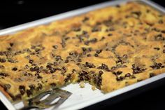 The REAL Pizza Inn Chocolate Chip Pizza Recipe