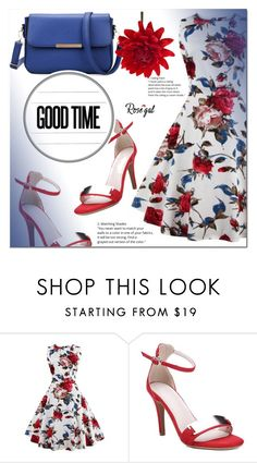 """Dress For Women"" by cherry-bh ❤ liked on Polyvore featuring vintage"