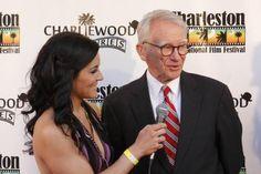 CHS 365 | Charleston 365 and Charleston After Dark - Hosting the red carpet at the 2012 Charleston International Film Festival - interview with Mayor Joe Riley