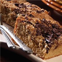 Coffee crumble cake recipe red ribbon