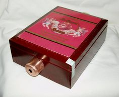Kaleidoscope Cigar Box Image Wheel by wrightmade on Etsy, $65.00                                                 there