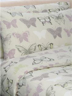 M&Co. Homeware Butterfly duvet set