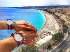 Greetings from Nice! Photo courtesy of @brunocordeiro7. Tag #tomhope and visit www.thetomhope.com to find your favorite bracelet.
