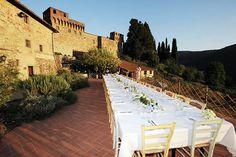 Hochzeit Bauernhaus Toskana - ©Con Amore / Romantische bruiloft bij een wijnkasteel in Toscane. / Romantic wedding at a wine castle in the Chianti. Wedding planners in Tuscany-www.conamore.it