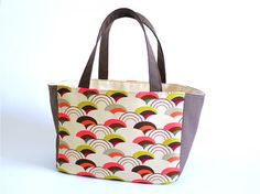 Cotton Cloud - FREE PDF Sewing Pattern Download – Easy Lunch Tote