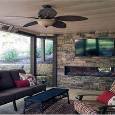 That's right New Haven Awning is now offering the Rain-Out Underdeck Ceiling & Gutter system! We are always on the look out for great ways to help our clien Deck Ceiling Ideas, Under Deck Ceiling, Backyard Patio Designs, Porch Designs, Backyard Ideas, Under Deck Roofing, Key West Decor, Radiant Heaters, Under Decks