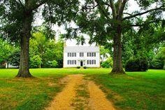 A Visit to Tuckahoe Plantation #travel #virginia #history
