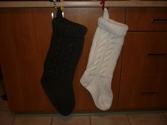 Ravelry: Irish Christmas Stocking pattern by S. Fischl