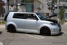 Custom 2nd generation Scion xB (2008 - ?)