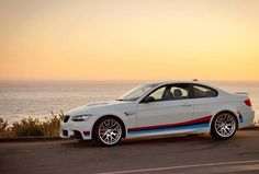 BMW M3 Competition Package with M striping