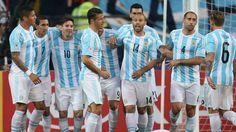 Prediksi Argentina Copa America 2016