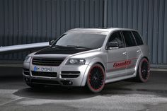 2010 VW Touareg W12 Sport Edition by CoverEFX