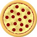 Multiply fractions and whole numbers. Illustrations using pizzas. Teaching Math, Teaching Ideas, Math Fraction Games, Math Flash Cards, Multiplying Fractions, Fun Math Activities, Number Games, Elementary Math, Math Classroom
