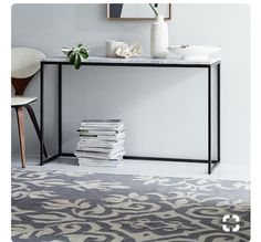 13 best marble entrance table images marble console table hallway rh pinterest com