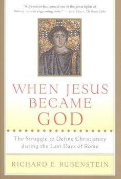 When Jesus Became God: The Epic Fight over Christ's Divinity in the Last Days of Rome by Richard E. Rubenstein, http://www.amazon.com/dp/B003UV8ZZ8/ref=cm_sw_r_pi_dp_6CqOrb0TEZBJV