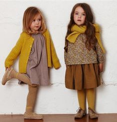 My Lia's Casual Dress My Lia's Casual Dress Leaf 2208 Hanna - My Lia's Casual Dress - Pattern Type: Solid - Silhouette: Straight - Collar: Peter pan Collar - Decoration: Pleat - Material: Cotton - Fit height: Girls Fall Outfits, Little Girl Outfits, Little Girl Fashion, Girls Dresses, Little Girl Style, Emo Outfits, Party Dresses, Toddler Girl Fall, Toddler Girl Style