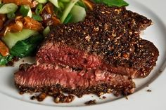 Sichuan Peppercorn Steak    THIS IS EASY TO MAKE!