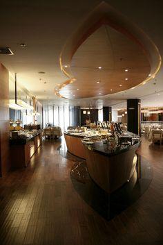 香港无间设计 Classic Dining Room, Lobby Bar, Restaurant Bar, Kitchen, Home Decor, Cooking, Decoration Home, Room Decor, Kitchens