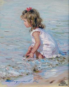 I can see you splashing in the water at the shore , too bad it's only in my imagination not sweet reality Vylette  all painful wishful thinking .......