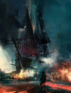 Mutiny by Simon Goinard
