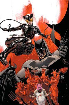 Batman Eternal by Guillem March *