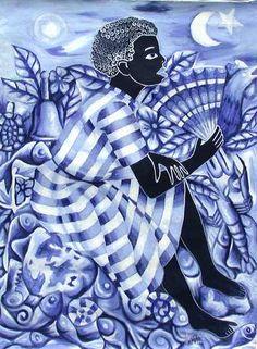 Luis Eliades Rodriguez afrocuban painting, Pintura de Luis Eliades ...