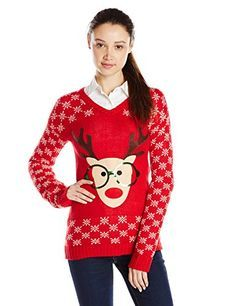 fc97e6e6532 46 Best Women s Ugly Christmas Sweaters images