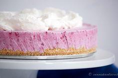 Blackberry Ice Cream Tart Recipe