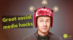 Great social media hacks #socialmedia #smm