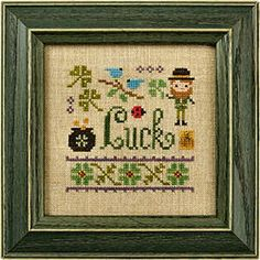 Lizzie Kate  A Little Luck K75  St. Patrick's Day by DebiCreations
