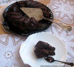 Sokerivaltakunta: Punaviini-suklaakakku