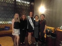 Global Gals at an event in London, UK! A mix of beginner travelers and experienced cross cultural experts!