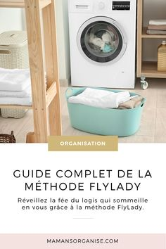 Find out how to domesticate household chores and wake up the housewife's fairy with the complete FlyLady beginner's guide. Cleaning Companies, House Cleaning Tips, Deep Cleaning, Spring Cleaning, Cleaning Hacks, Organized Mom, Getting Organized, The Flylady, Fee Du Logis