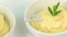Domácí majonéza Cantaloupe, Soup, Fruit, Ethnic Recipes, Youtube, Soups, Youtubers, Youtube Movies