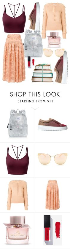 """september :)"" by women-miki ❤ liked on Polyvore featuring State, ETQ., J.TOMSON, Quay, Chloé and Burberry"