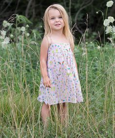 Look what I found on #zulily! Child of the World Lavender Jolie Dress & Bloomers - Infant, Toddler & Girls by Child of the World #zulilyfinds