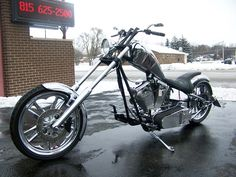 West Coast Choppers, Harley Davidson