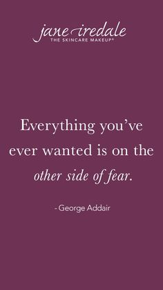 Don't let your fear stop you. Quotable Quotes, Wisdom Quotes, True Quotes, Great Quotes, Quotes To Live By, Motivational Quotes, Inspirational Quotes, Positive Affirmations, Positive Quotes