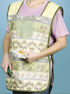 Chef's Apron - Martha Stewart Sewing Projects