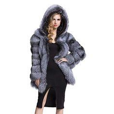 1efb46de8f6 ZADORIN Elegant Long Faux Fur Coat fluffy Jacket 2017 Winter Women Thick  Warm Faux Fur Coats With Hooded White Black Plus Size - TakoFashion -  Women s ...