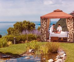 3 spa treatments with the 'wow' factor http://www.aluxurytravelblog.com/2012/11/07/5-spa-treatments-with-the-wow-factor/