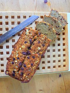 Banana Bread {Vegan, Sans Huile, Sans Beurre}   Fitmiam - recettes gourmandes, légères et végétales