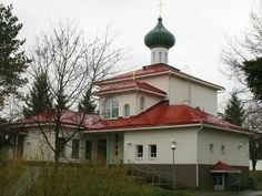 The Orthodox Church of Tikkurila, the Church of the Ascension was built in 1996-1997. It was designed by Arvo Sorsa. The icons are works of Juri Mitroshin, and the iconostasis is made of cherry wood.